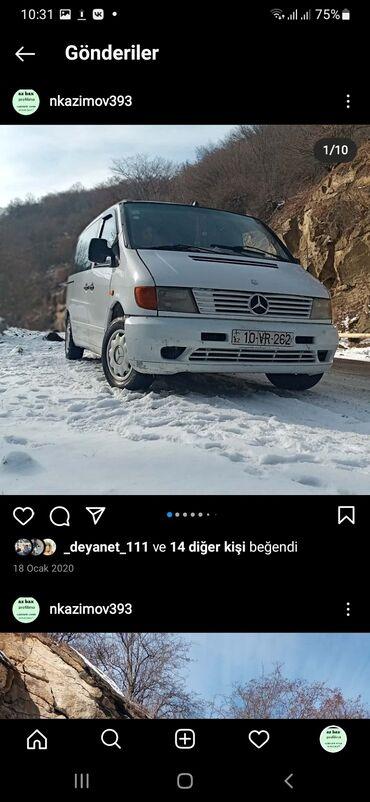 89 elan | NƏQLIYYAT: Mercedes-Benz 230 2.3 l. 1997 | 10060 km