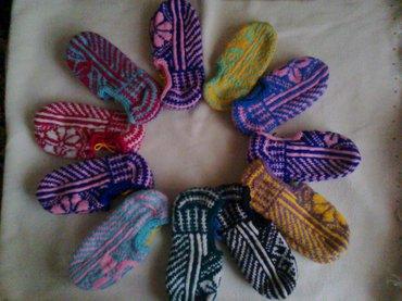 детские термо колготки в Кыргызстан: Вязанные следки женские- 200 сом, мужские-250сом, детские- от 100 до