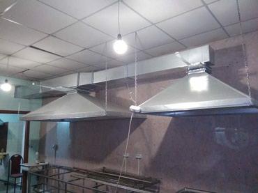 Жестяные работы, вентиляционные в Шопоков