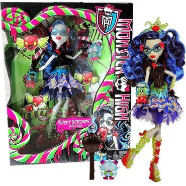 Игрушки в Кыргызстан: Куклы монстер хай,monster high