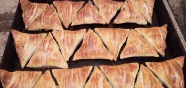 Оптом: На заказ Самсы куриные с сыром картошкой тыквой