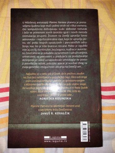 Nova, nekoriscena knjiga, pisac ceslav milos, 160 strana. - Kragujevac - slika 2