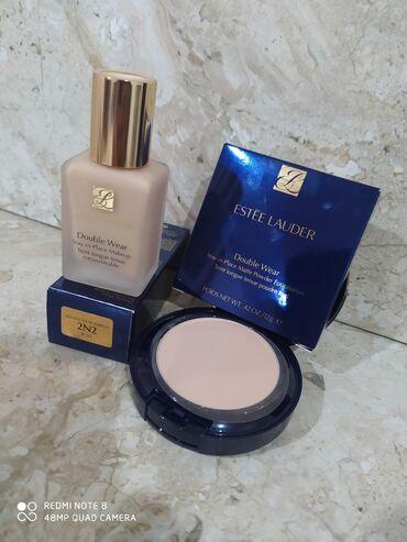 max factor tonal krem - Azərbaycan: Estee Lauder  Double wear  2 N2 tonal krem. 2 C 1 pudra