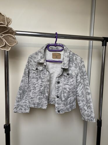 Ženska odeća - Beograd: Amisu texas jaknica velicina xs