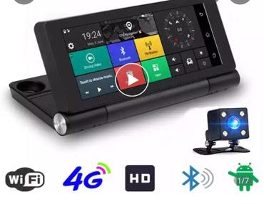 "video reqistrator - Azərbaycan: Video Reqistrator - 7"",4G, Wifi, Bluetooth, ADAS Car DVR Dash Camera"