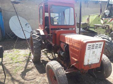 купить трактор т 25 бу в Кыргызстан: Т 25 в отличном состоянии, косилка, грабли, культиватор, плуг