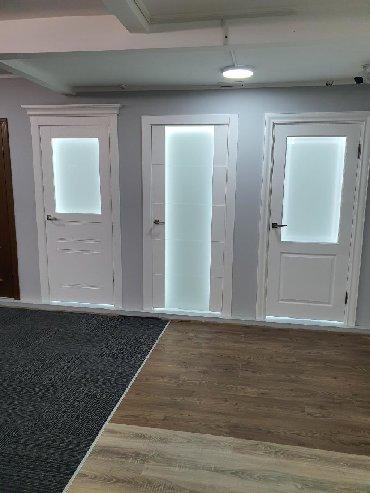 Реставрация-дверей-мдф - Кыргызстан: Двери межкомнатные двери ремонт   Огромный выбор дверей! Стильно и ка