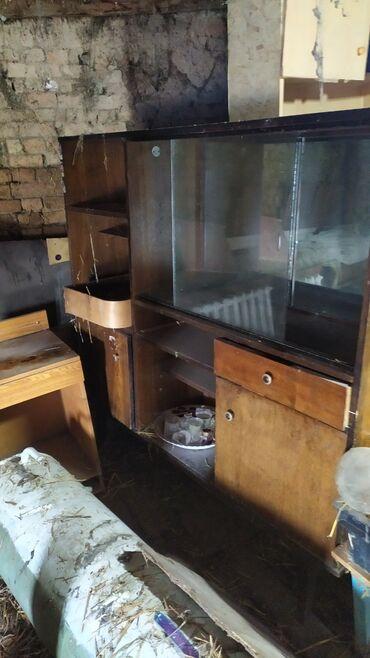 мебель для спальни в Кыргызстан: Продаю б/у мебель в хорошем качестве ( правда чуть пыльная )