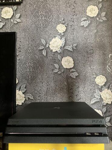sony наушники в Кыргызстан: Продаю PS 4 pro . Пользовалось дома около года в комплекте коробка д