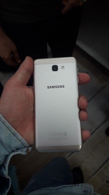 Samsung-j5-prime - Азербайджан: Б/у Samsung Galaxy J5 16 ГБ Золотой