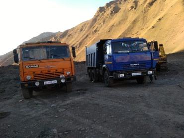 Бишкек доставка Камень песок в Novopokrovka