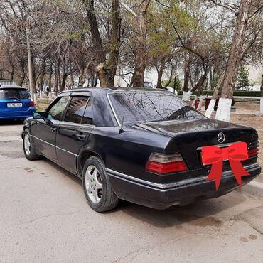 двигатель мерседес 124 2 2 бензин в Кыргызстан: Mercedes-Benz 220 2.2 л. 1993   272000 км