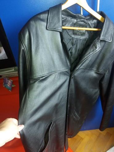 Ostalo | Raska: Muska kozna jakna br.54
