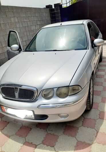 Rover в Кыргызстан: Rover 45 1.8 л. 2003 | 135000 км