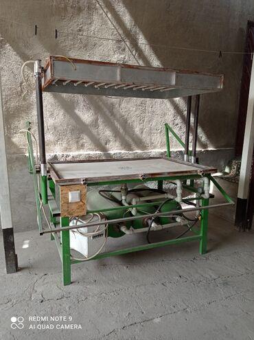 Продаю термо-вакуумно-формовочный аппарат в комплекте АБС пластик