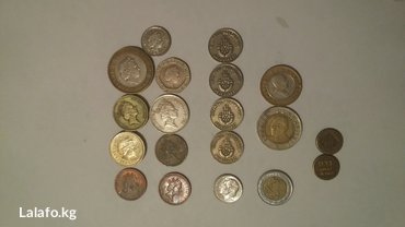 Продам монеты. Цена договорная. в Бишкек