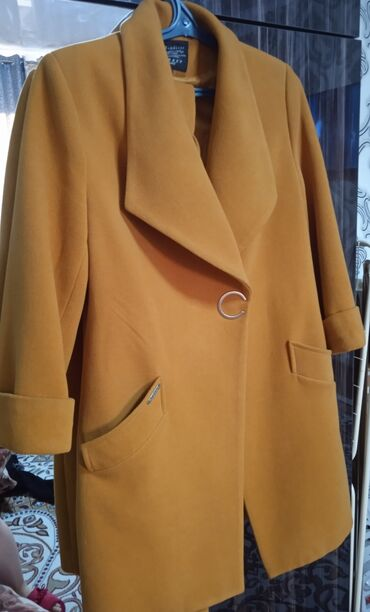Продаю пальто осень-зима (WENSHALISI)44 р