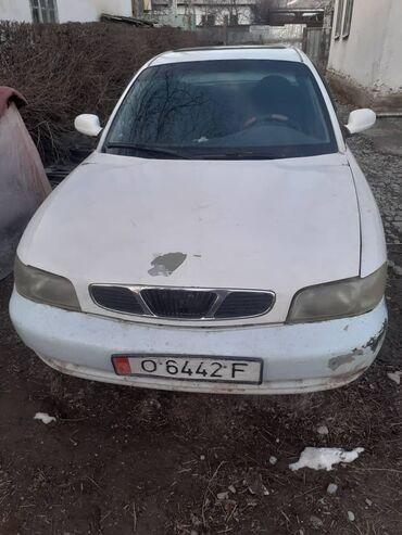 нубира в Кыргызстан: Daewoo Nubira 1.4 л. 1997