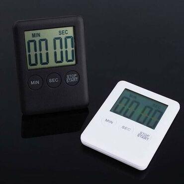 Kuhinje - Srbija: Digitalni kuhinjsku tajmer790 dinaraTajmer – uređaj sa zvučnim alarmom