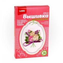 """чайный сервиз мадонна чехословакия в Кыргызстан: Вышивка лентами """"Чайные розы""""Набор для творчества - вышивка лентами"""