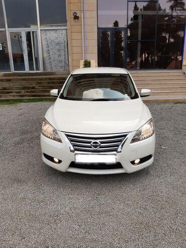 nissan sentra - Azərbaycan: Nissan Sentra 1.8 l. 2014 | 119538 km