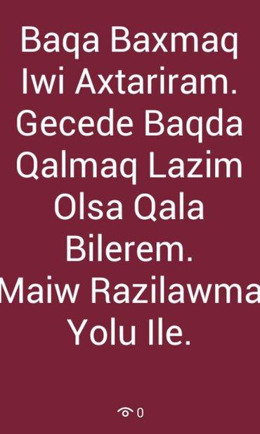Bakı şəhərində Iw Axtariram baqa baxmaq iwi..