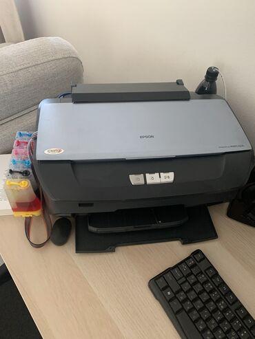 Printer epson t50 na zapchasti - Кыргызстан: Пищевой принтер Epson. Печать на сахарной и вафельной бумаге