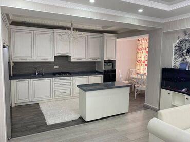 4 комнатные квартиры в бишкеке цена в Кыргызстан: 4 комнаты, 134 кв. м С мебелью