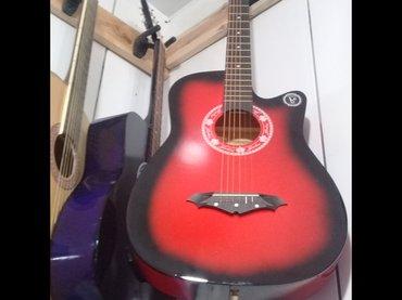 Gitara akustik in Bakı