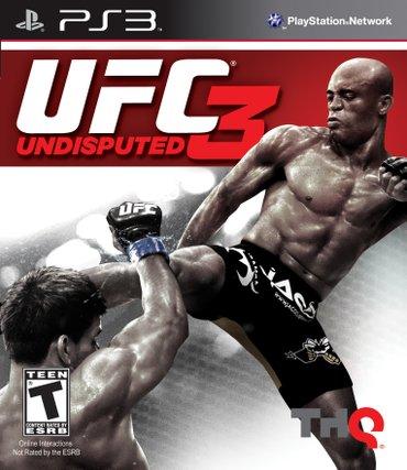 """Bakı şəhərində """"UFC 3"""" playstation 3"""