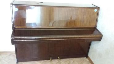 Пианино, фортепиано в Кыргызстан: Инструмент в хорошем состоянии чешский,Rosler .хозяин один!!