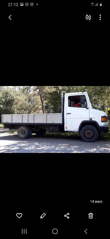 Мерседес гигант 814 в бишкеке - Кыргызстан: Мерседес Гигант 609 абалы жакшы
