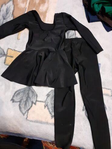 Платье для танцев с ласиной для девочки 3-5 лет