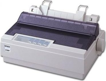 Матричный принтер Epson LX-300+II- новый в Бишкек
