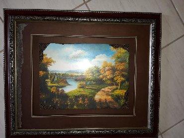 Slike   Ruski Krstur: Slika dimenzije 54×65
