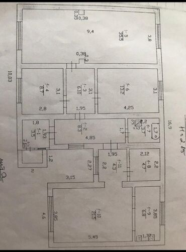 сибирский ель в Кыргызстан: Продам Дом 150 кв. м, 4 комнаты