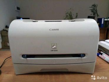 Продаю принтер простой канон печатает в Бишкек