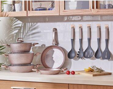 Кухонные принадлежности - Кыргызстан: Посуда для дома из Турции