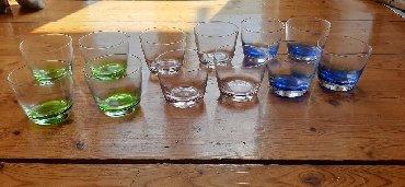 бутыль 12 литров в Азербайджан: Luminak stəkanlar 3 rəng 12 ədəd.Bayrama görə endirim edildi