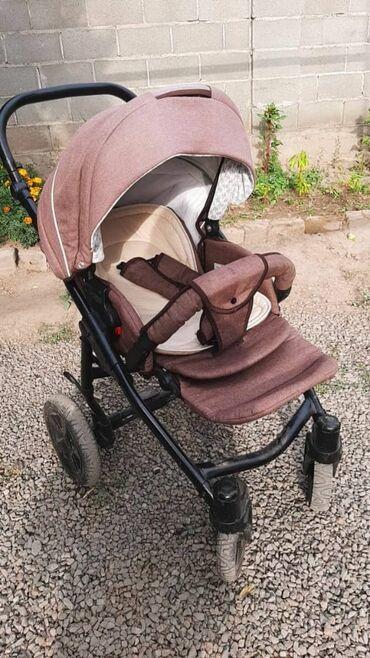 Детский мир - Лебединовка: Срочно продаю коляску 3в1. Состояние отличное. Позвоните на номер