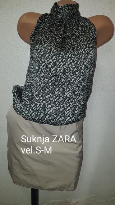 Odlicna zarina suknja - Sid