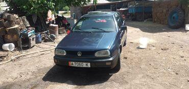 Транспорт - Красная Речка: Volkswagen Golf 1.6 л. 1994   2 км