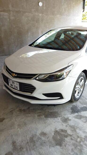 133 elan | NƏQLIYYAT: Chevrolet Cruze 1.4 l. 2018 | 90000 km