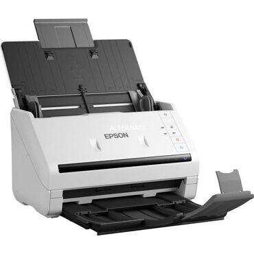 сканеры пзс ccd набор стержней в Кыргызстан: Epson WorkForce DS-530. Новый. Гарантия 1 год. Потоковый сканер для