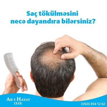 Saç tökülməsinə son ❌