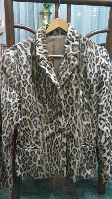 Krzneni kaputi - Nis: Sako leopard vestacko krzno novo