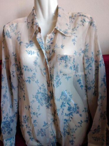 Košulja, providna, odlicno, vel 40, moguće lično preuzimanje