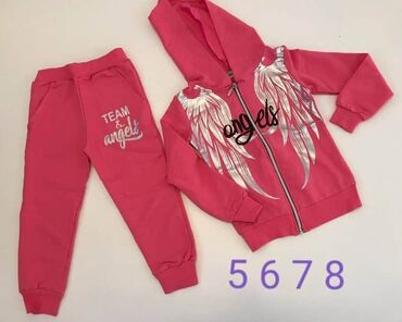 Ostala dečija odeća | Velika Plana: Komplet  pamuk  5 6 7 8 1100din
