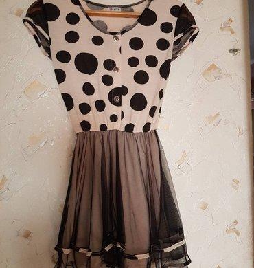 Продам легкое красивое платье на подростка или худенькую девушку. в Бишкек