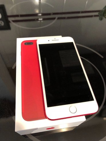 IPhone 7 Plus (PRODUCT) RED Special Edition представлен в в Бишкек